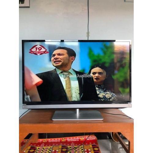 TV LED Toshiba 39 Inch Bekas Mulus Normal Jernih Banyak Bonus Harga Murah - Jogja