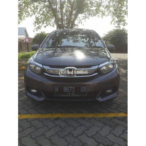 Honda Mobilio Type E 2018 manual Harga Nego Surat Lengkap Interior Orisinil - Semarang