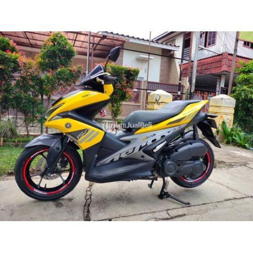 Motor Yamaha NMax Aerox 155CC 2018 Surat Lengkap Body Mulus Harga Nego - Jakarta