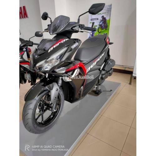 Motor Yamaha NMax 2021 Banyak Pilihan Warna Harga Terjangkau Terpercaya - Mojokerto