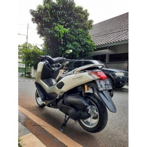 Motor Yamaha Nmax Bekas 2019 Mulus Terawat Low KM Surat Lengkap - Jakarta