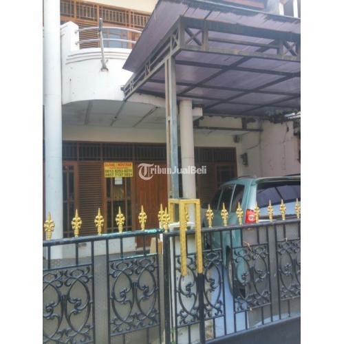 Dijual Rumah 2 Lantai Kav. DKI Pondok Kelapa Blok A14/4 Dekat Pintu Tol - Jakarta Timur