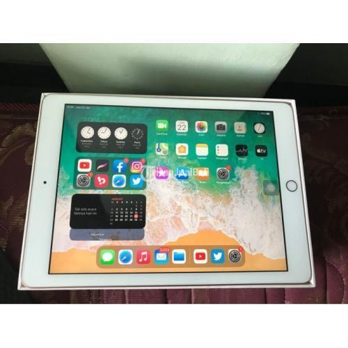 Tablet Apple Bekas iPad 6 32GB Wifi Only Plus Pencil Fullset Ori Mulus - Jogja