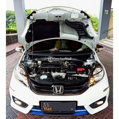 Mobil Honda Brioa E 2018 Bekas Tangan1 Pajak Baru Siap Pakai Harga Nego - Jogja