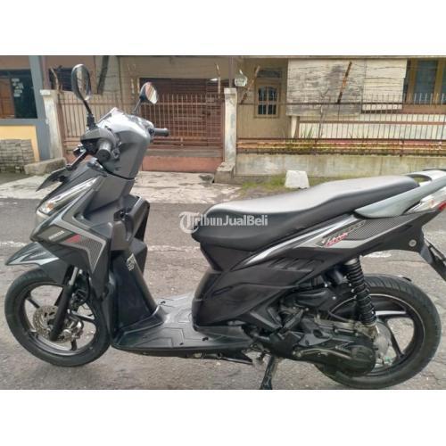 Motor Matic Honda Vario Techno CW 2011 Bekas Sehat Terawat Orisinil Harga Nego - Semarang