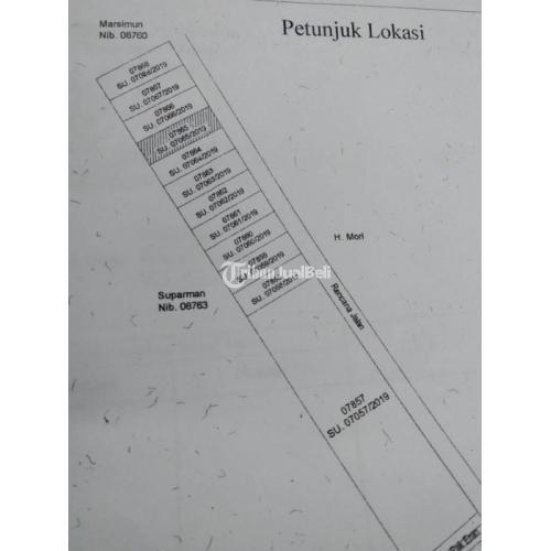 Dijual Tanah uk9x29m, SHM, 50 Juta Saja, Bisa Cash Tempo - Pontianak
