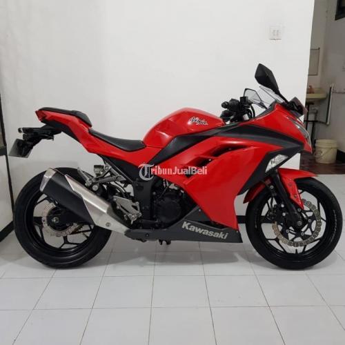 Motor Kawasaki Ninja 250 Fi Bekas 2013 Mulus Tangan1 Orisinil Harga Nego - Surabaya