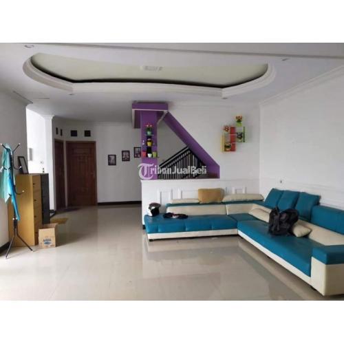 Dijual Rumah 2 Lantai Ukuran 10m x 24m 3 Kamar Carport SHM IMB Harga Nego - Sidoarjo