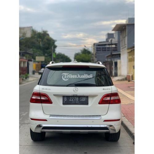 Mercedez Benz ML350 Mobil Bekas Matic Sehat Surat Lengkap Harga Nego - Jakarta