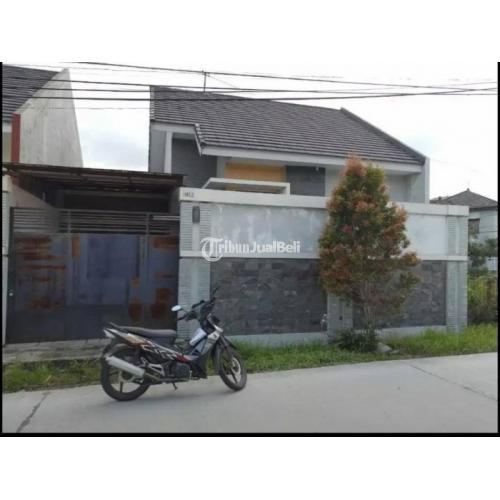 Dijual Rumah Siap Huni di Fajar Indah 2 Lantai LT.141m2 Lingkungan Bagus Harga Nego - Solo