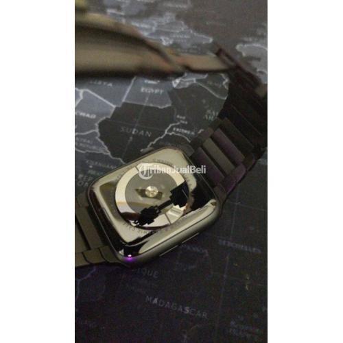 Apple iWatch Series 5 44mm Bekas Mulus Lengkap Box No Kendala Harga Nego - Surabaya