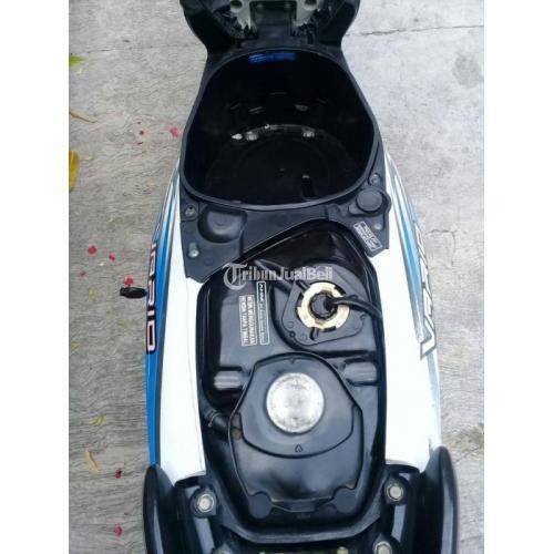 Motor Matic Honda Vario 2012 Bekas Mesin Normal Pajak Baru Surat Lengkap - Solo