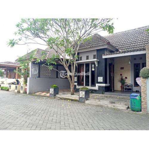 Dijual Rumah Semi Furnished LT.126m2 3KT 2KM Legalitas Lengkap Harga Nego - Jogja