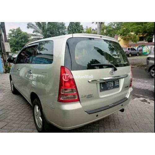 Mobil Toyota Innova G Diesel 2006 Hitam Matic Pajak Aktif Pembelian Bisa Kredit - Surabaya