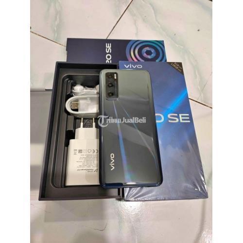 HP Bekas Vivo V20 SE 8/128GB Baru Open Dus Like New Mulus Harga Murah - Surabaya