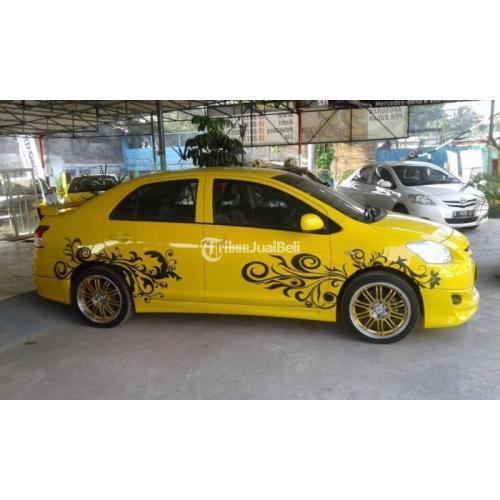 Mobil Toyota Vios Gen 2 2013 Pajak Aktif Surat Lengkap Body Mulus - Jakarta Bara