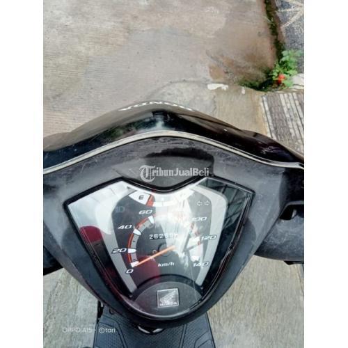 Motor Honda Spacy 2011 Suart Lengkap Harga Nego Warna Hitam - Jakarta Utara