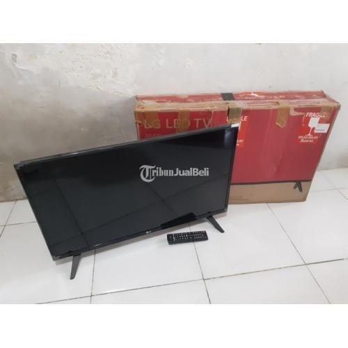 LED TV LG 32inch 32LJ500D Digital TV Second Normal Garansi Toko - Surabaya