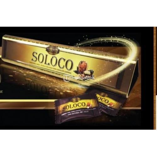 Obat Permen Soloco Asli 100% Obat Herbal Stamina Pria Bisa COD - Solo