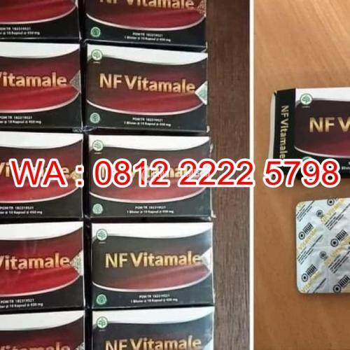 Obat Nf Vitamale 100% Asli Bisa  Cod / Bayar Di Tempat - Solo