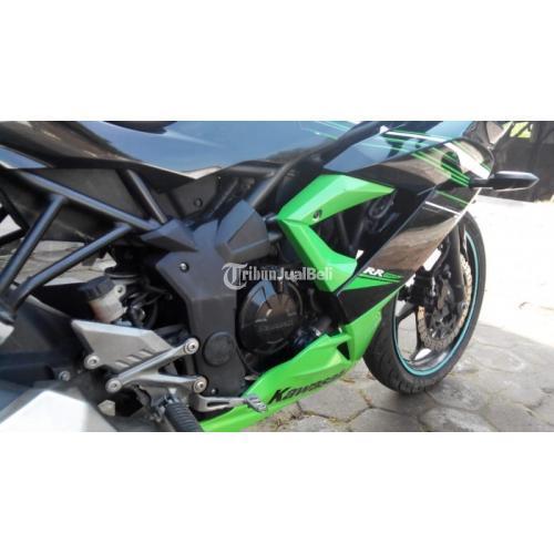 Motor Kawasaki Ninja RR Mono 250CC 2014 Mesin Halus Body Mulus Harga Nego - Bantul