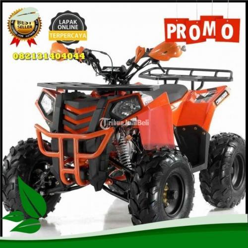 Motor ATV Harga Murah 125cc Mesin 4tak Cocok Anak dan Dewasa - Surabaya