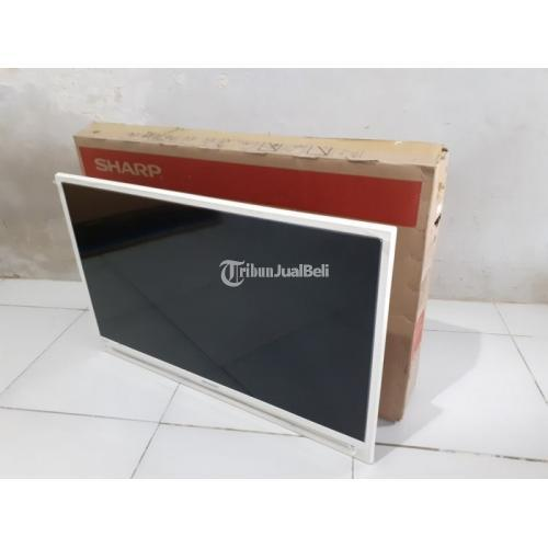 LED TV SHARP 32inch Tipe Terbaru Bekas Normal Like New Nominus Bergaransi - Surabaya