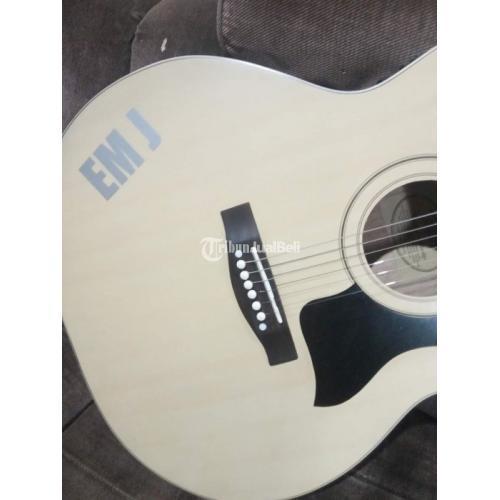 Gitar Akustik Taylor Fullset  Preamp (ampli) inline ke soundsystem - Bekasi