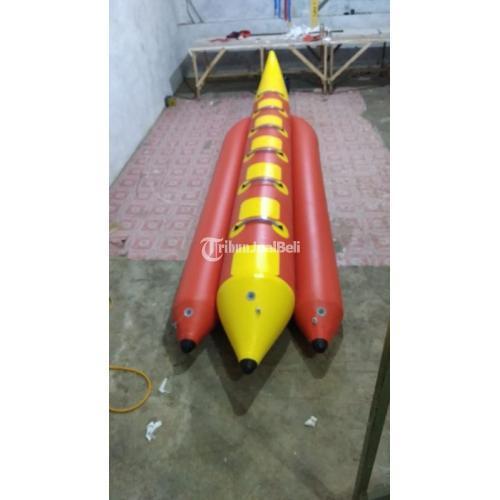 Perahu Karet Banana Boat Kapasitas 6 Orang Perahu Pisang - Tangerang