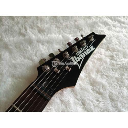 Gitar Ibanez Gio GRX 55 B Original Bekas Normal Sound Oke Siap Pakai - Jogja