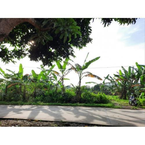 Dijual Tanah Luas 410 m2 Legalitas SHM Lokasi Strategis di Ungaran -Semarang