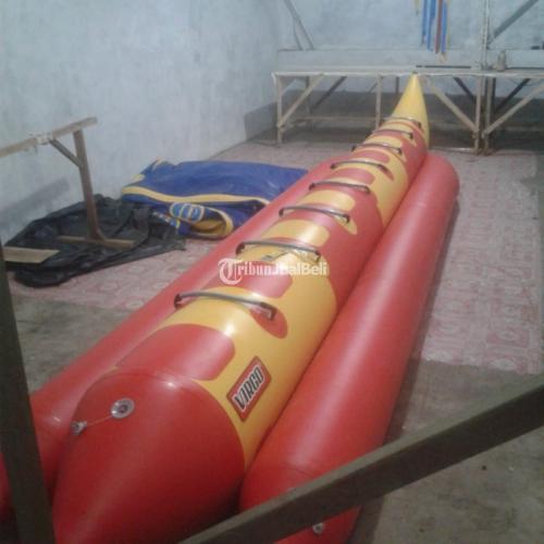 Perahu Pisang Banana Boat Kapasitas 10 Orang Murah Banana Boat - Tangerang