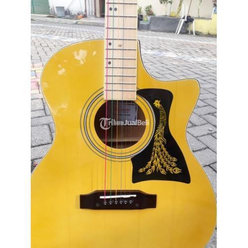 Gitar Akustik Takamine Doubel Run Mapel Harga Custom Terjangkau - Surabaya