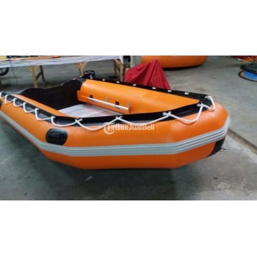 Perahu Karet Robber Boat Murah Kapasitas 4 Orang Robber Boat LCR 330 - Tangerang