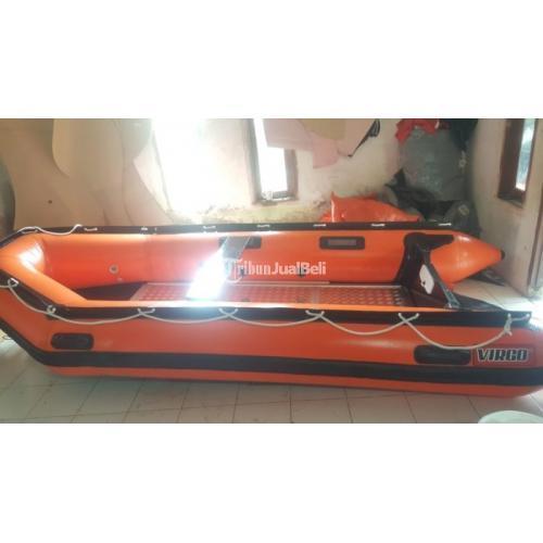 Perahu Karet Robber Boat Robber Boat Murah Kapasitas 6 Orang - Tangerang