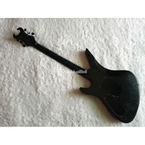 Gitar Schecter Syn Kastem High Quality Bekas Normal Nyaman Harga Murah - Jogja