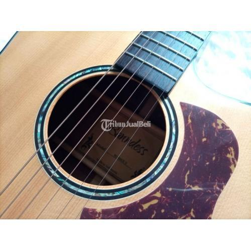 Gitar Akustik Elektrik Banndess BD 400CE-G Bekas Normal Siap Pakai - Jogja