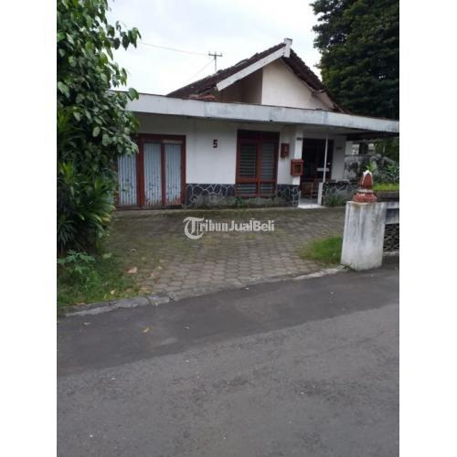 Dijual Tanah Bangunan Strategis Luas 800 m2 Harga Nego - Yogyakarta