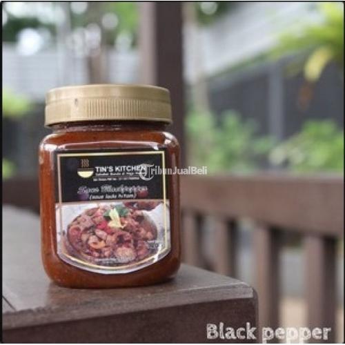 Sambal Bumbu Rica Merah Crispy Ayam / Sambal Bumbu Rica Merah Enak - Bandung