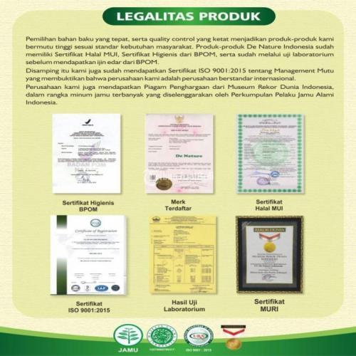 Obat Herbal untuk Mengobati Kencing Disertai Nanah Kualitas Bagus Isi 50 Kapsul - Jakarta Timur