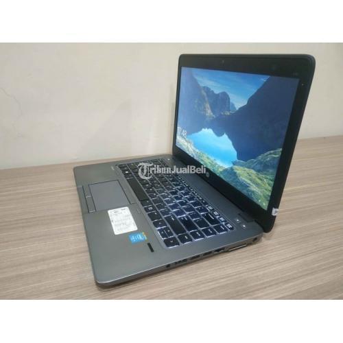 Laptop HP 840 G2 Core i5 Ram 4GB HDD 500GB Bekas Mulus Bening Nominus - Ciamis