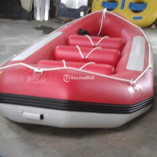 Perahu Karet Rafting Murah Kapasitas 6 Orang Harga Murah - Tangerang