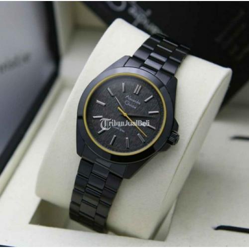 Jam Tangan Pria Alexandre Christie AC8644 3.2cm New Garansi Resmi - Bandung