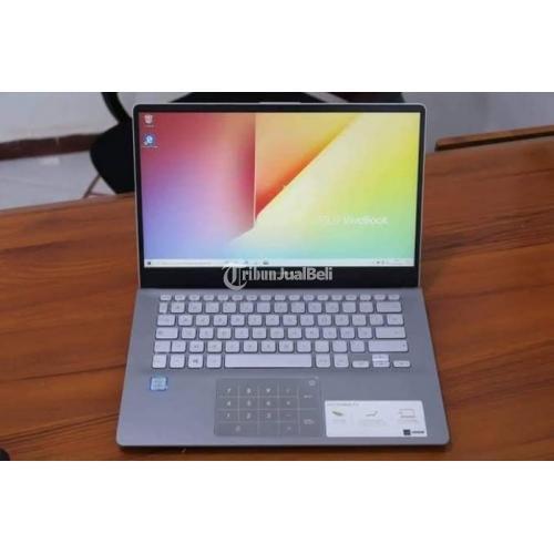Laptop Asus Vivobook K413FQ i5 Windows 10 Layar 14 Inc Bisa Kredit Tanpa DP - Jakarta Selatan