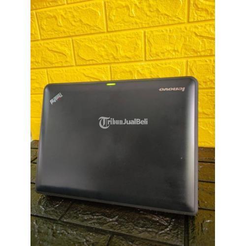 Laptop Lenovo Thinkpad X140E 4/320GB Windows 10 Fullset Bekas Normal - Pasuruhan