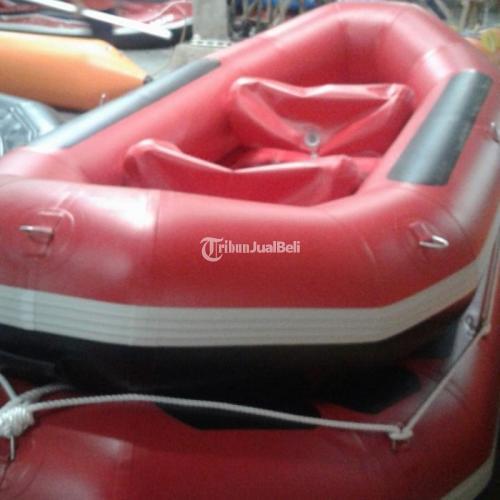 Perahu Rafting Kapasitas 4 Orang Murah Perahu Karet Rafting Virgo - Tangerang