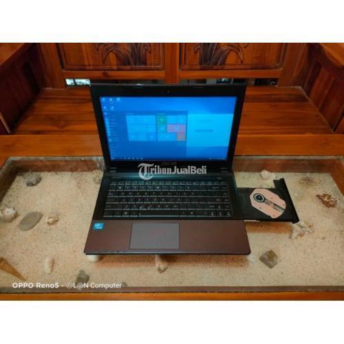 Laptop Asus X45A Alim 14 inci Bekas Mulus Normal Siap Pakai Harga Murah - Makassar