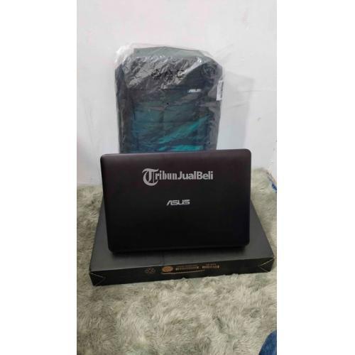Laptop Asus X441M Ram 4GB Hdd 1TB Fullset Like New Bekas Mulus Normal - Makassar