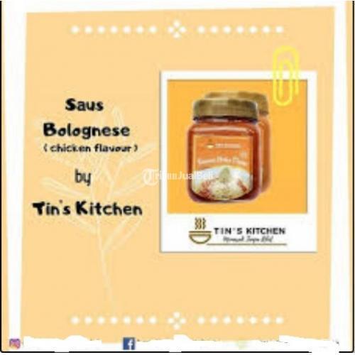 Saus Beef Bolognese Pasta Isi 200 Gram Tanpa MSG Tahan Lama- Bandung