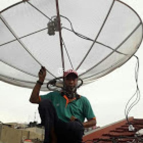 Jasa Pasang dan Service Parabola Pasang Penangkal Petir Harga Murah - Tangerang Selatan